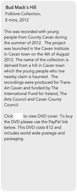 Bud Mack's Hill